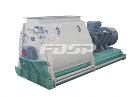 Pulverizador de biomasa serie MFSP