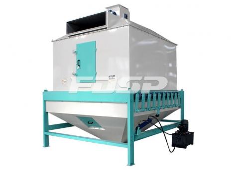 Secador vertical SHGL de maquinaria de alimentación