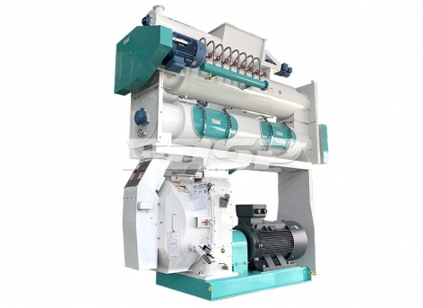 Máquina peletizadora de alimentos de alto grado SZLH520
