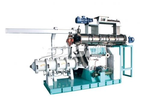 Extrusora de alimentación extrusora de materia prima serie SPHG
