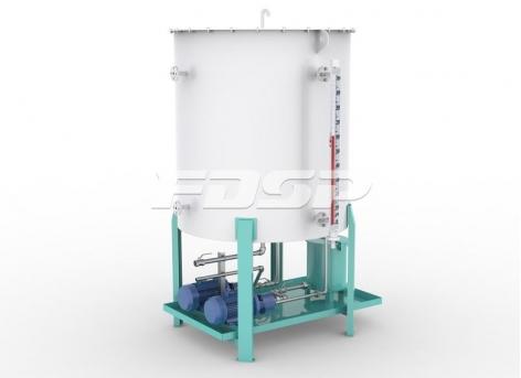 Máquina sumadora de líquidos de control automático serie SYTV