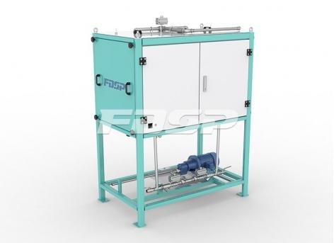 Máquina de pulverización de grasa de la serie SYPG