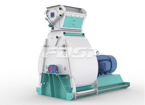 Trituradora de tipo gota de agua serie SFSP998