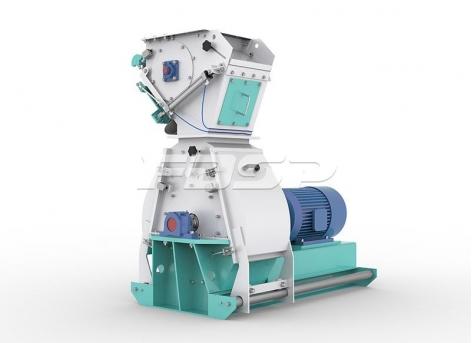 Equipo de ingeniería de alimentación trituradora de gota de agua serie SFSP568