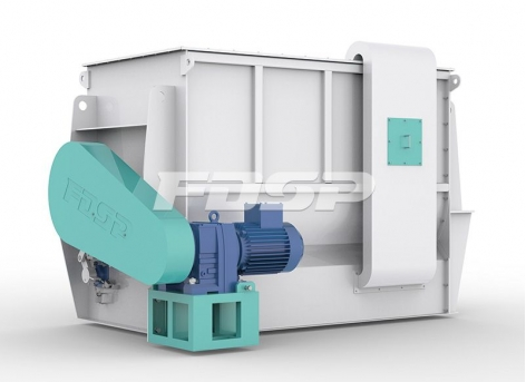 Equipo de maquinaria de alimentación Mezclador de cinta serie SLHY