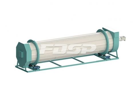 Secadora de una capa LYHG